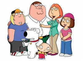The Griffins – Family Guy