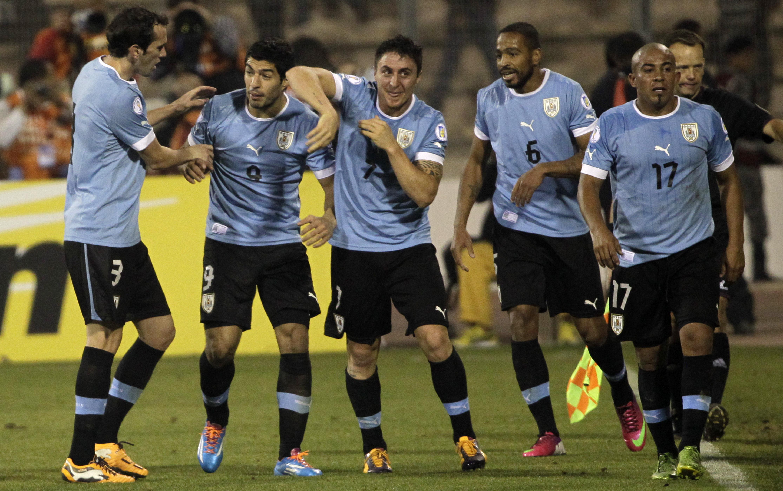 Uruguay 2014 World Cup