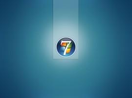 Widescreen Windows 7 wallpaper