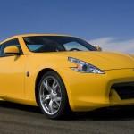 Yellow sports car wallpaper