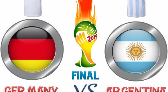 Argentina Vs Germany 2014 World Cup Final