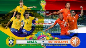 Brazil Vs Netherlands Third Place Decider