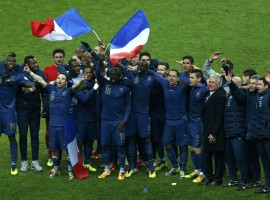 France Quarter Finals – 2014 World Cup