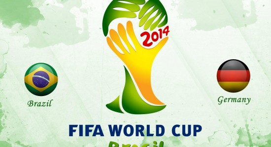 Germany Vs Brazil World Cup 2014 Semi-Finals