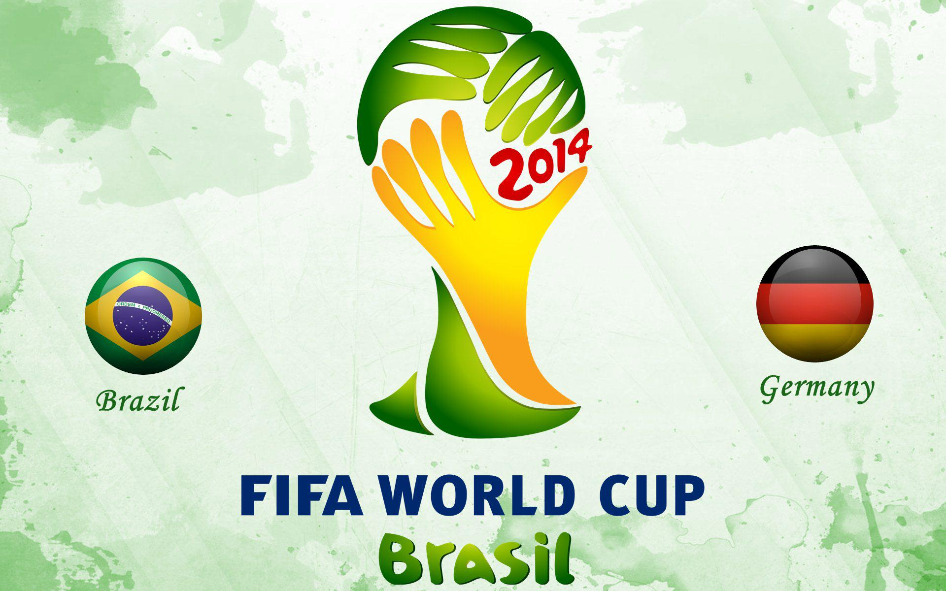 Germany Vs Brazil World Cup 2014 Semi-Finals