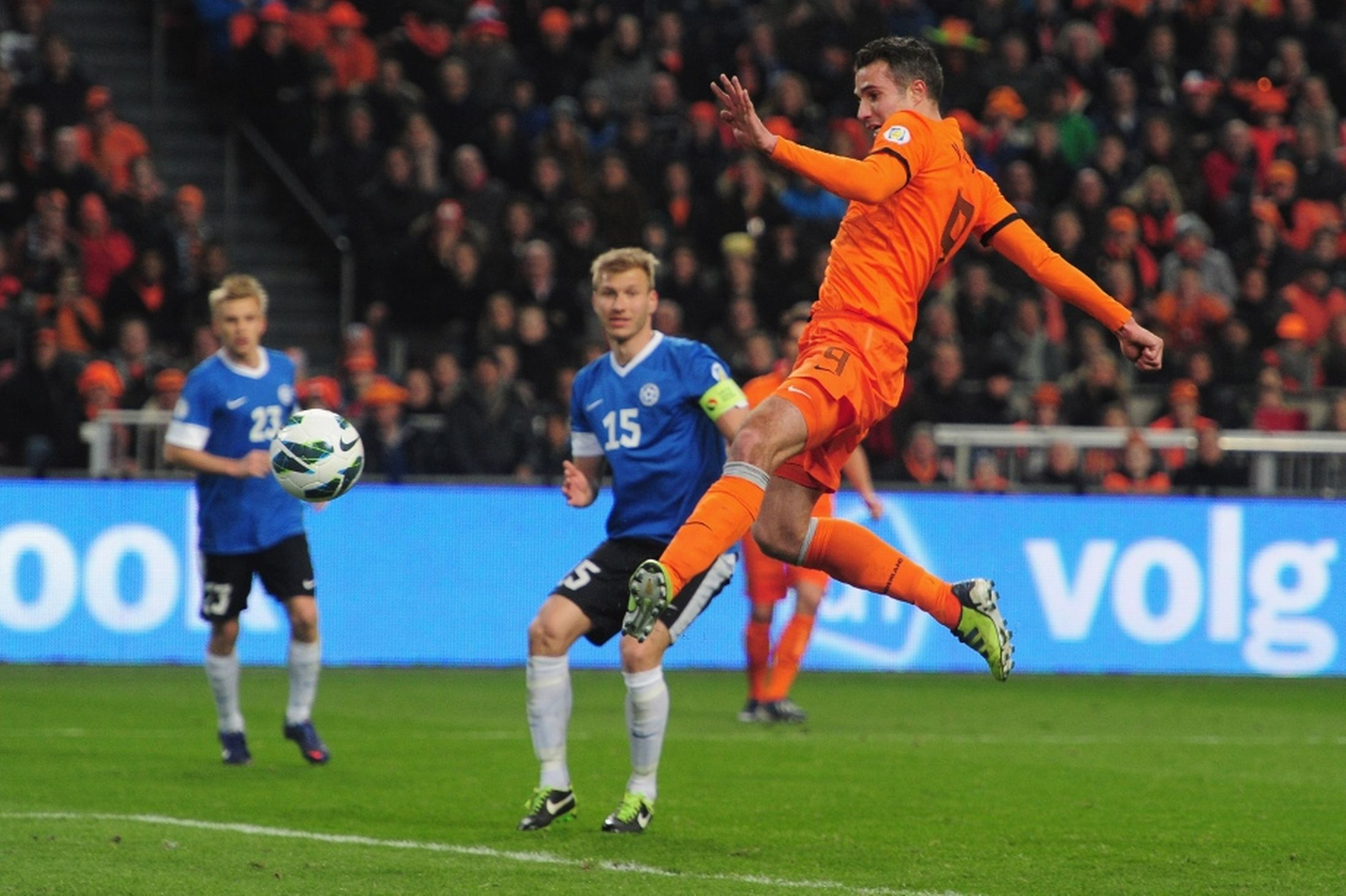 Netherlands Quarter Finals – 2014 World Cup