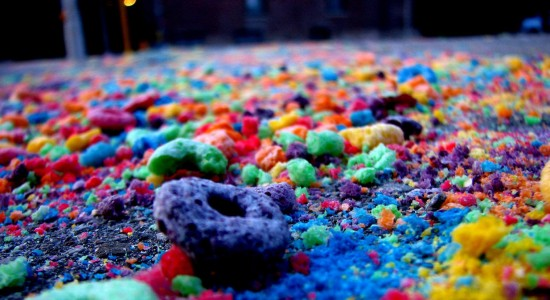 Colourful Randomness