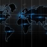 Computer Lit World Map