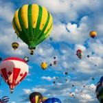 Country Hot Air Balloons