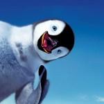Adorable Cartoon Penguin