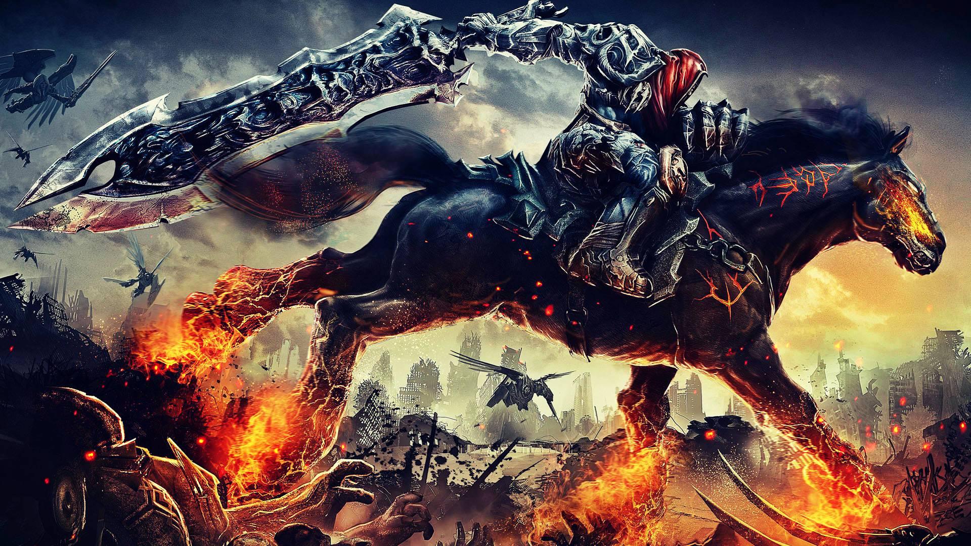 Destruction by Horseback