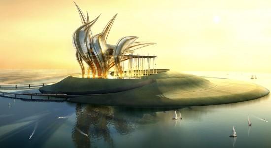 Future Looking Island