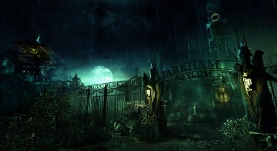 Arkham Asylum Wallpaper