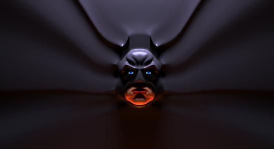I'm Batman Face