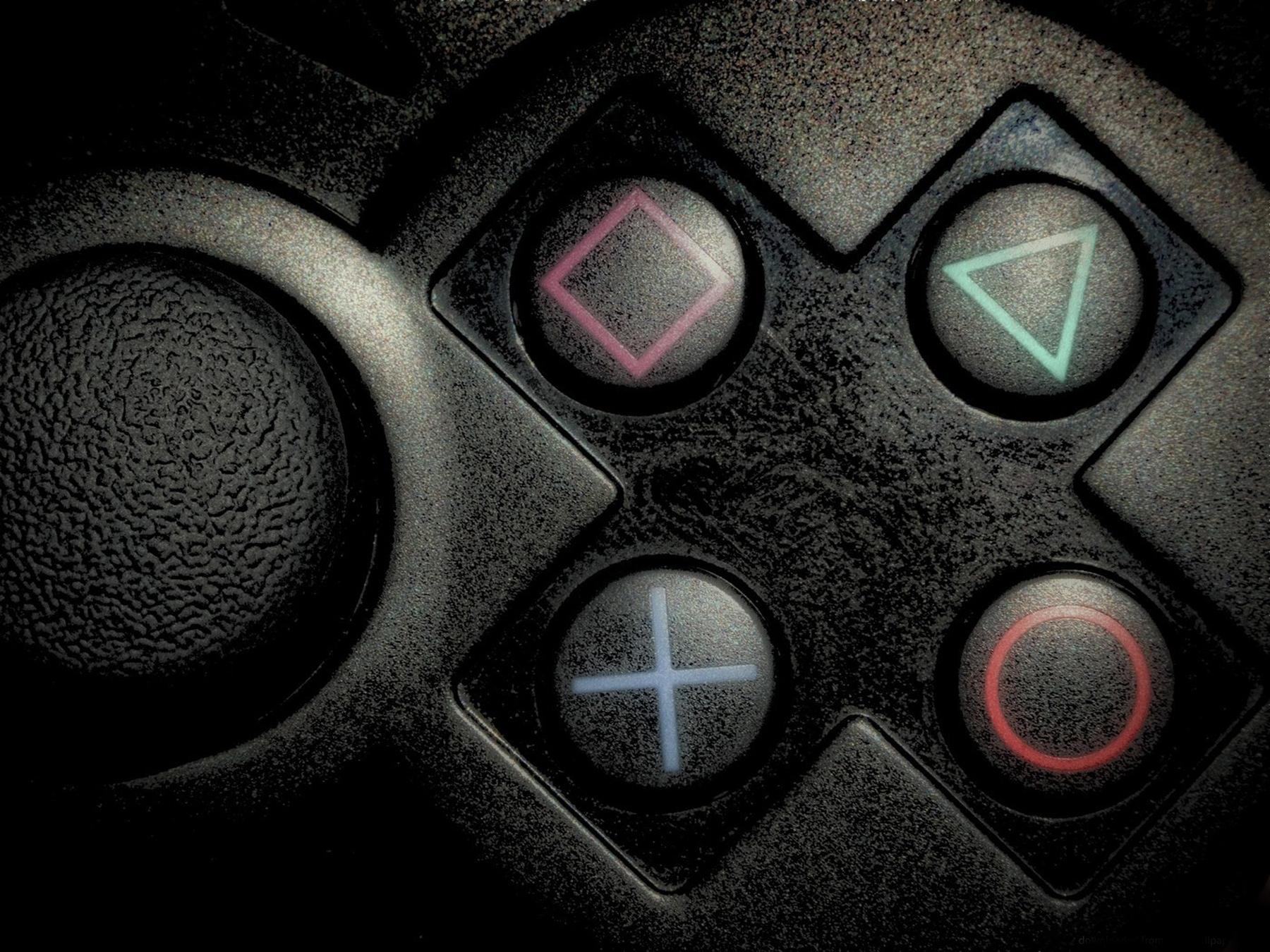 PlayStation Controller Wallpaper