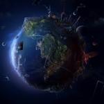 Alien world high res wallpaper
