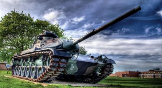Army tank wallpaper