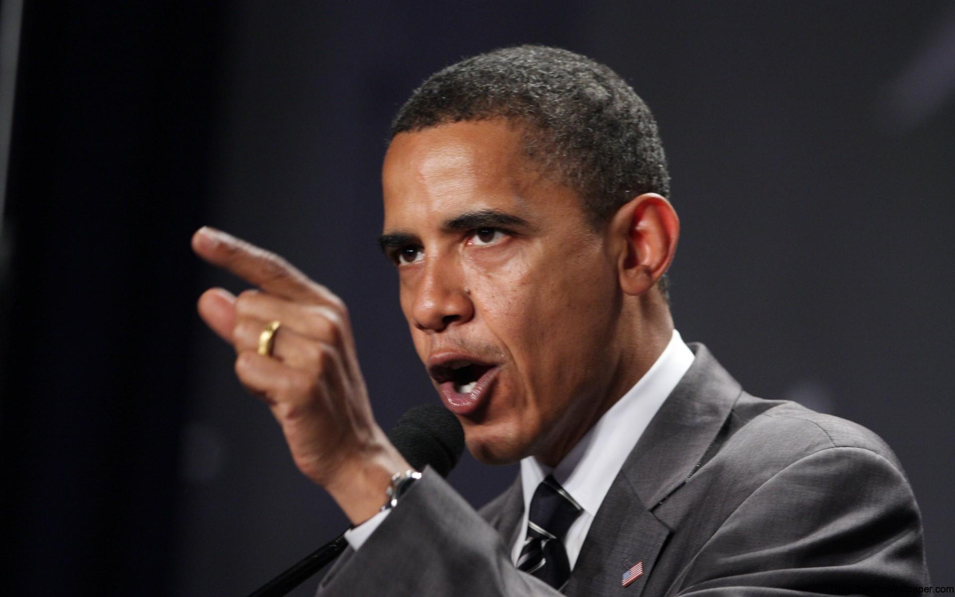 Barack Obama Presidential Wallpaper