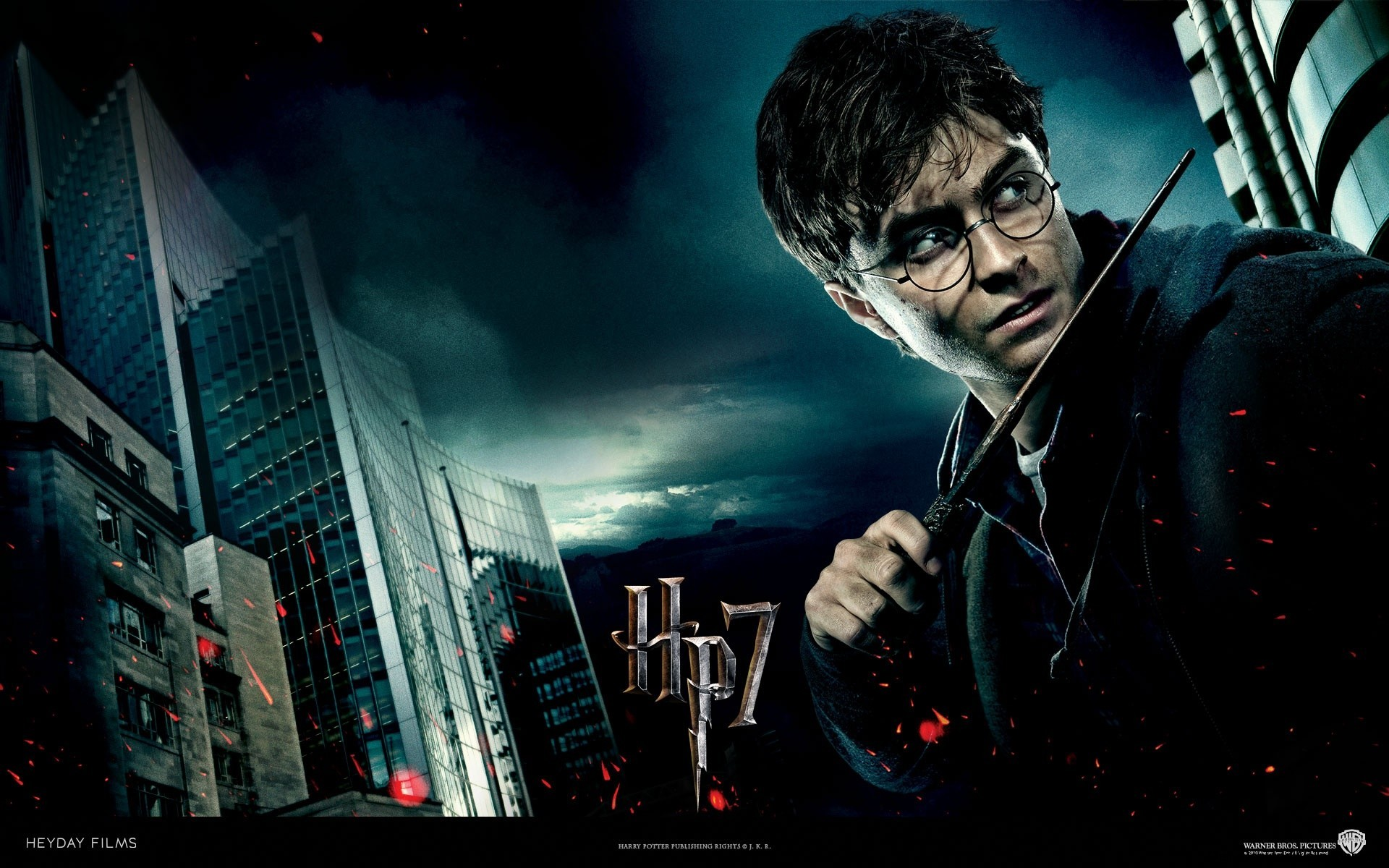 Harry potter 7 wallpaper hd wallpapers harry potter 7 wallpaper voltagebd Image collections