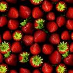High quality strawberry wallpaper