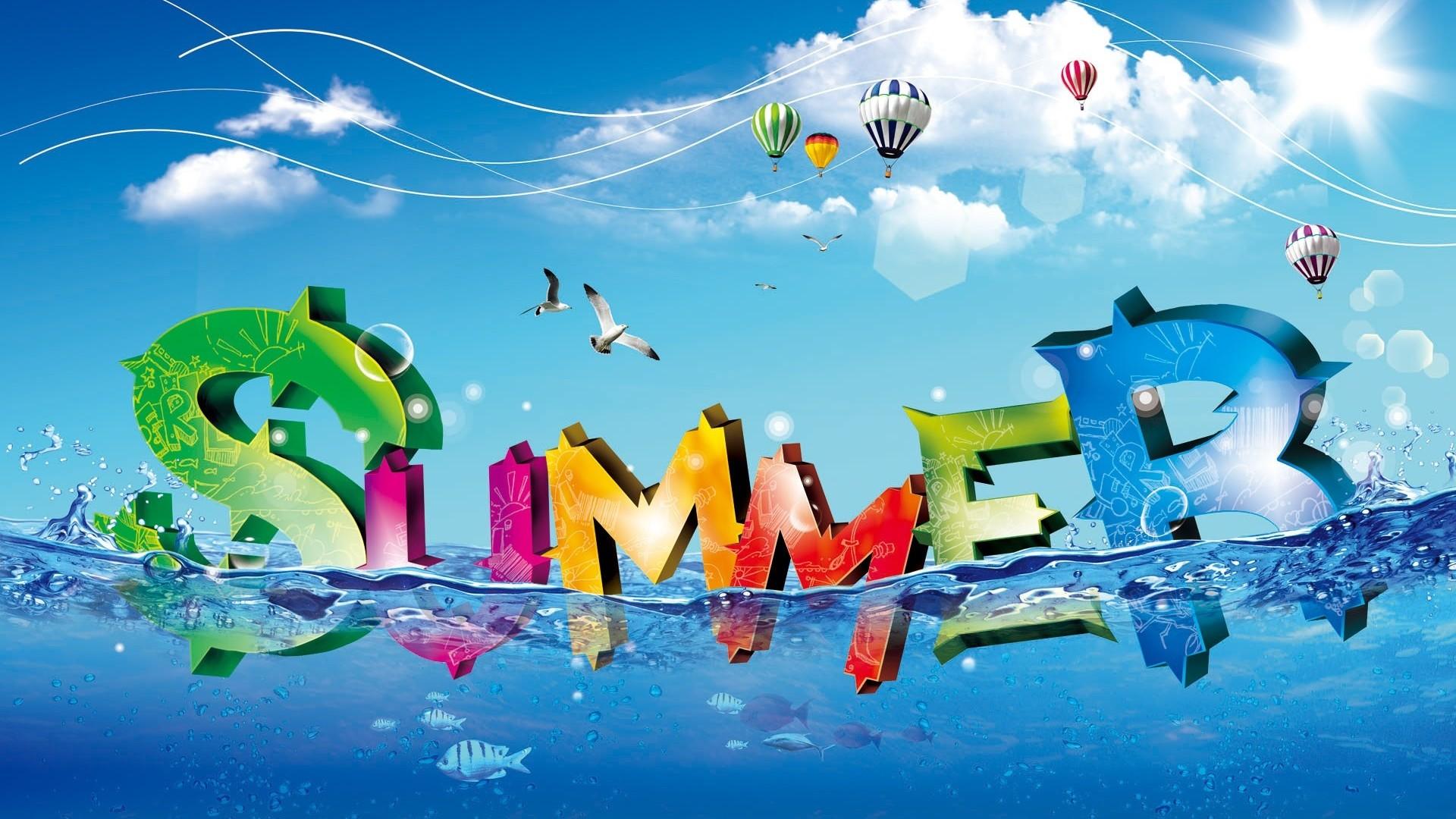 Summer Desktop Wallpapers Hd Wallpapers