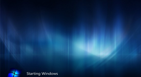 Dark stripey windows  wallpaper
