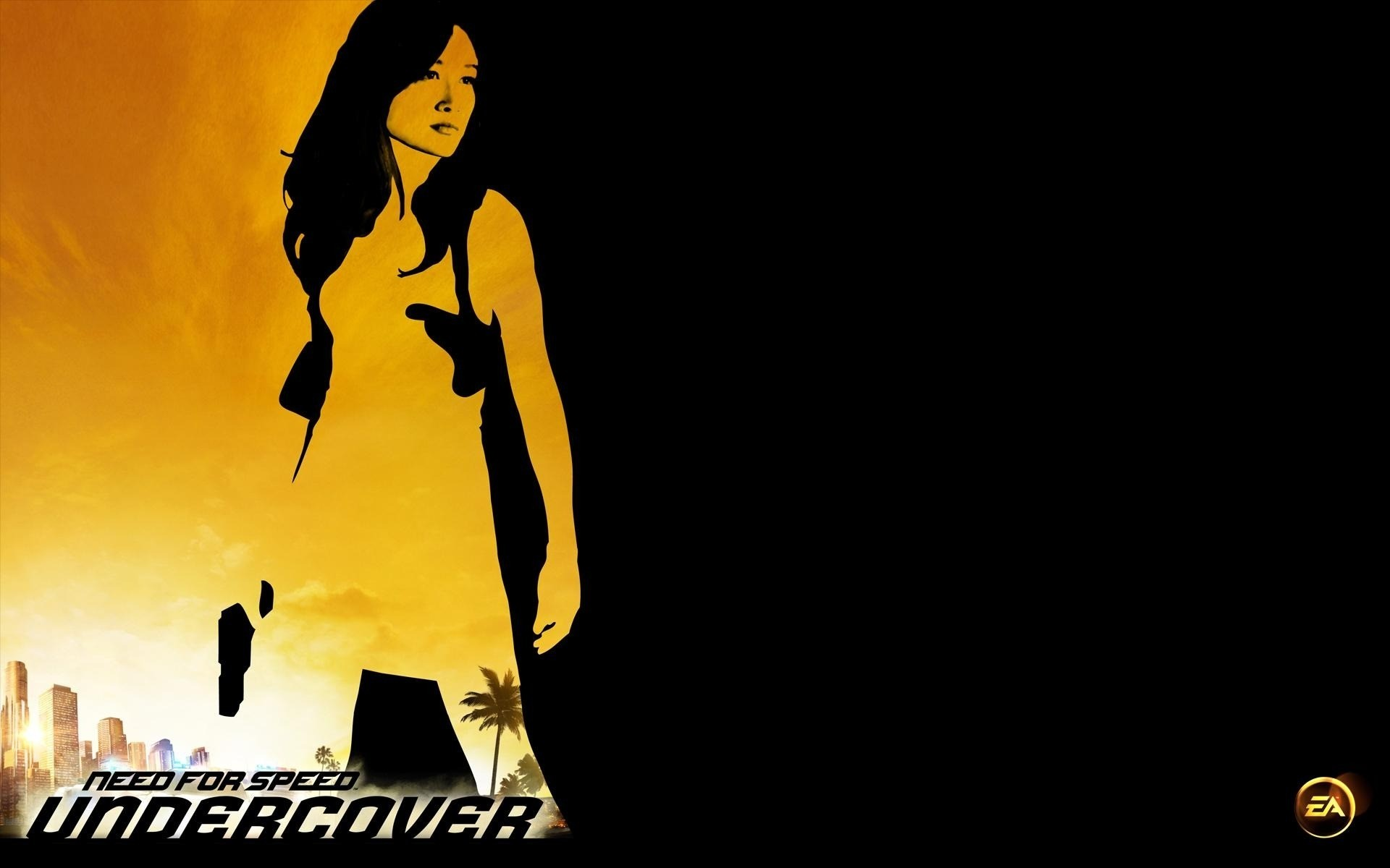 Nfs undercover girl  x  widescreen wallpaper