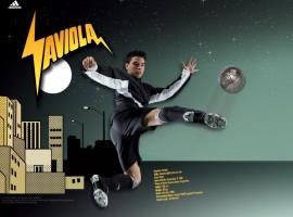Saviola Football Wallpaper