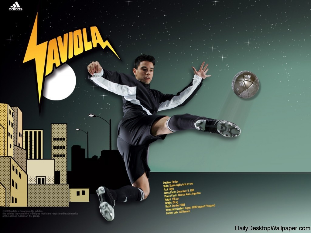 Saviola Football Wallpaper