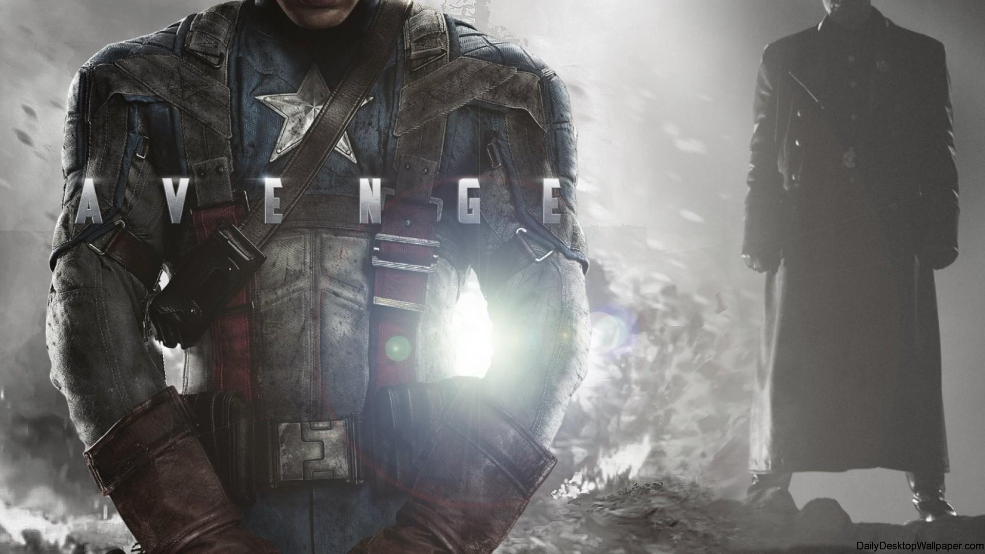Captain America Avenger wallpaper