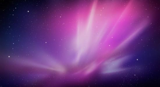 Famous Mac OS X Wallpaper