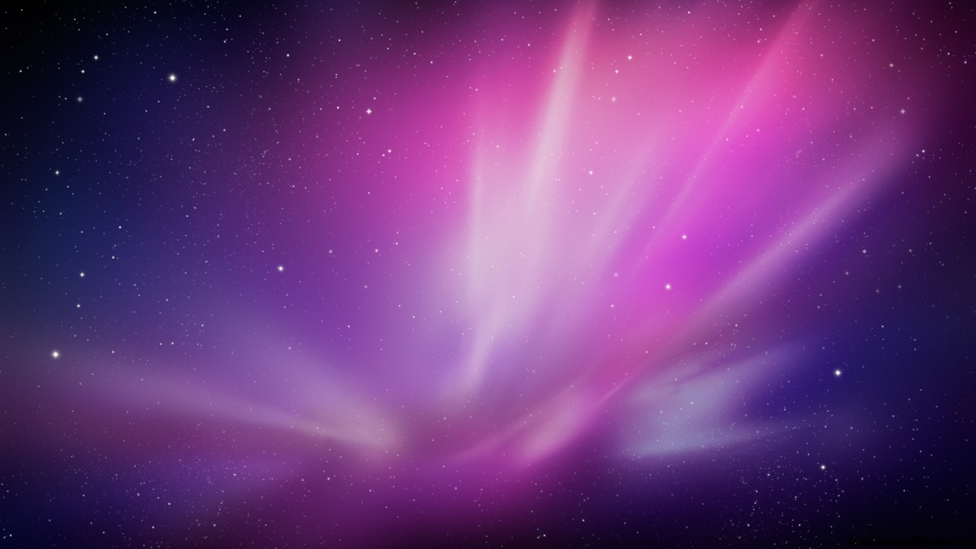 Famous Mac OS X Wallpaper