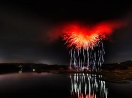 Fireworks wallpaper