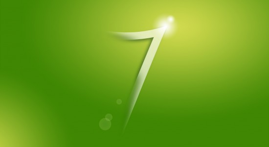 Green 7 Logo