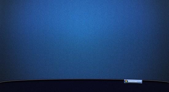 Windows 7 Denim Wallpaper