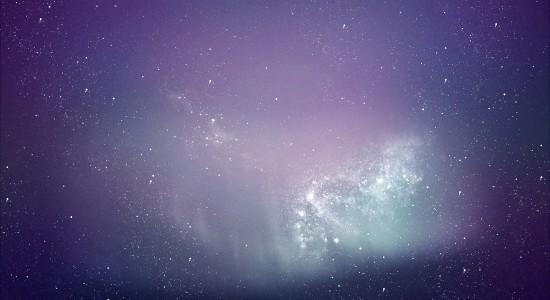 Polar Aurora OS X Wallpaper