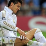 Real Madrid Injury Wallpaper