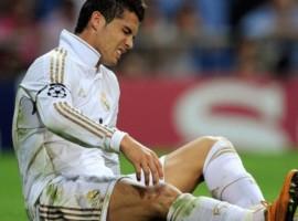 Real Madrid Injury Wallpaper