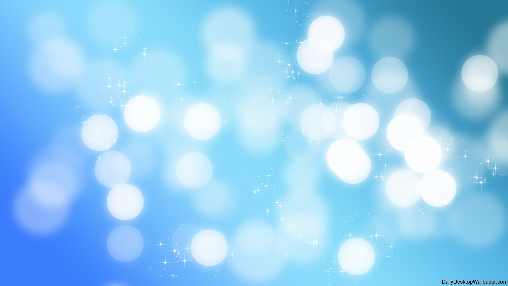 Sparkling Circles