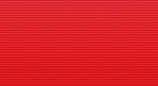 Red Studs Lego wallpaper