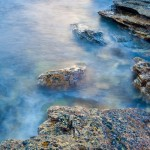 Windows 7 Rocky Water Wallpaper