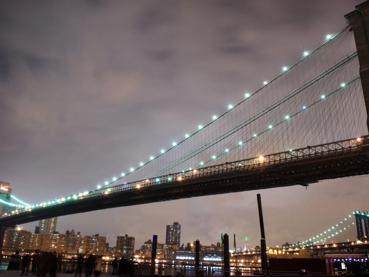 Brooklyn Bridge Wallpaper - HD Wallpapers