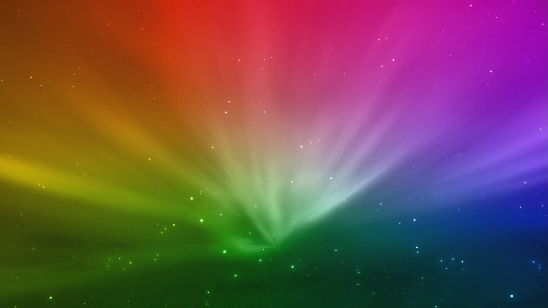 Colorful OS X Wallpaper