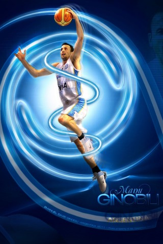 Manu Ginobili NBA Wallpaper - HD Wallpapers