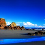Windows Vista Beach Wallpaper