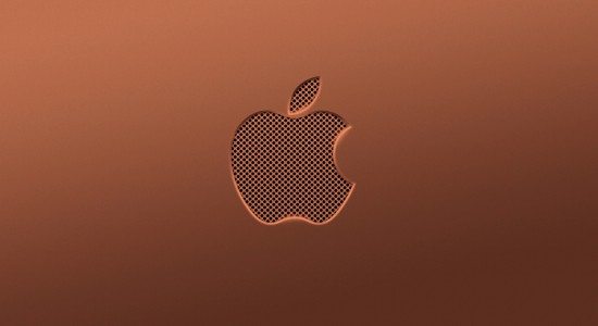 Apple Imprint Logo Wallpaper