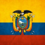 Ecuador Flag Wallpaper