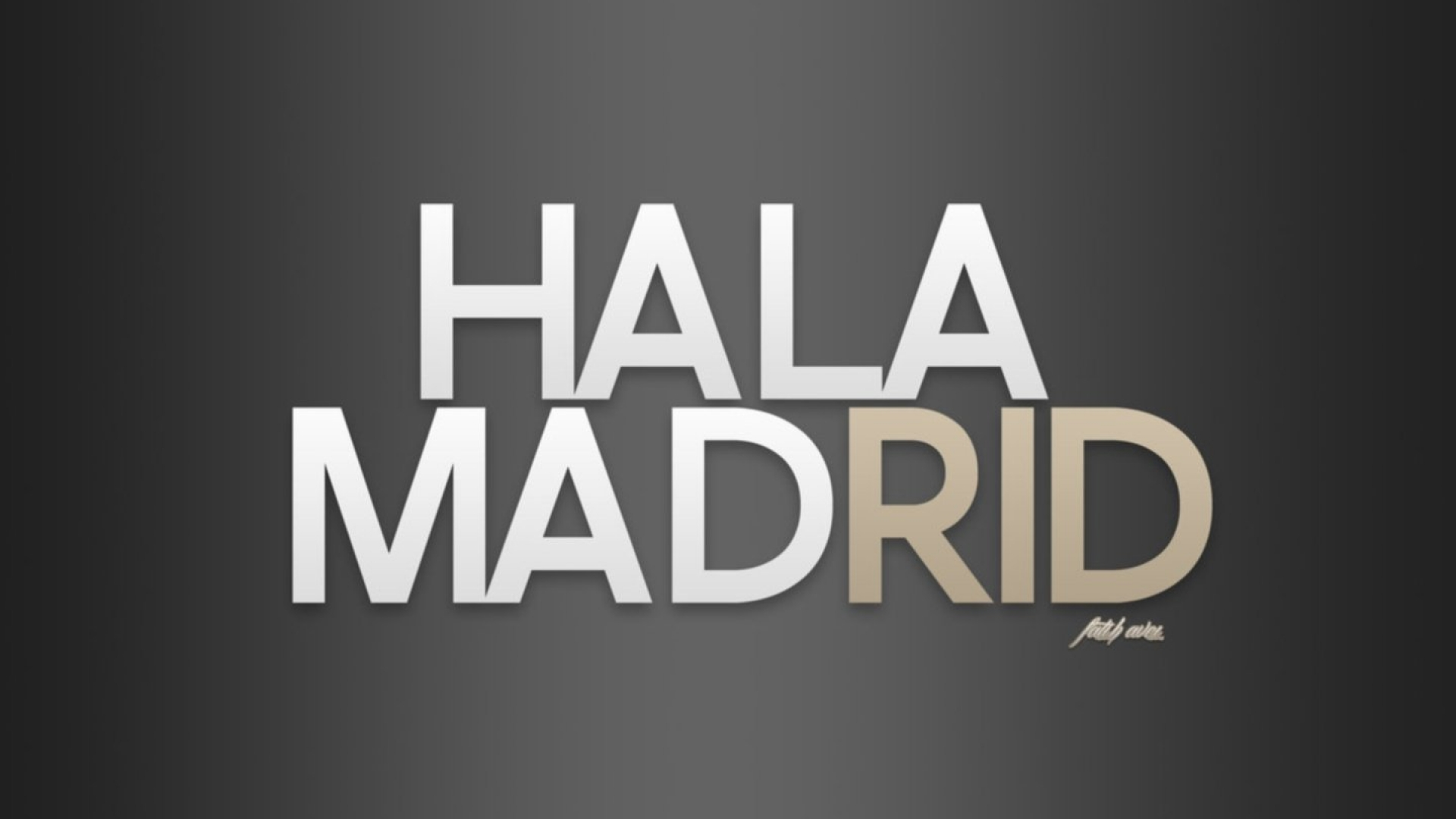 hala madrid wallpaper hd wallpapers