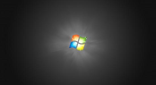 Windows Splash Logo