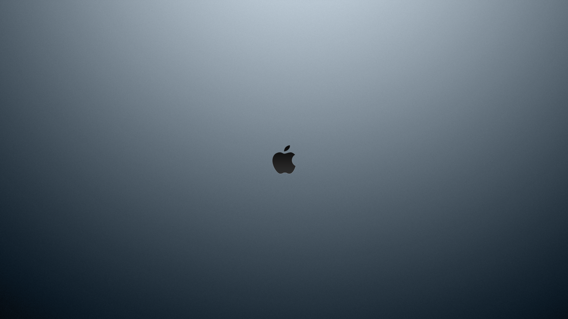 Apple OS X Gradient Wallpaper